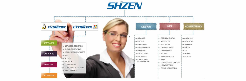 Shizen - Agência de Publicidade e Propaganda, Criação e Design