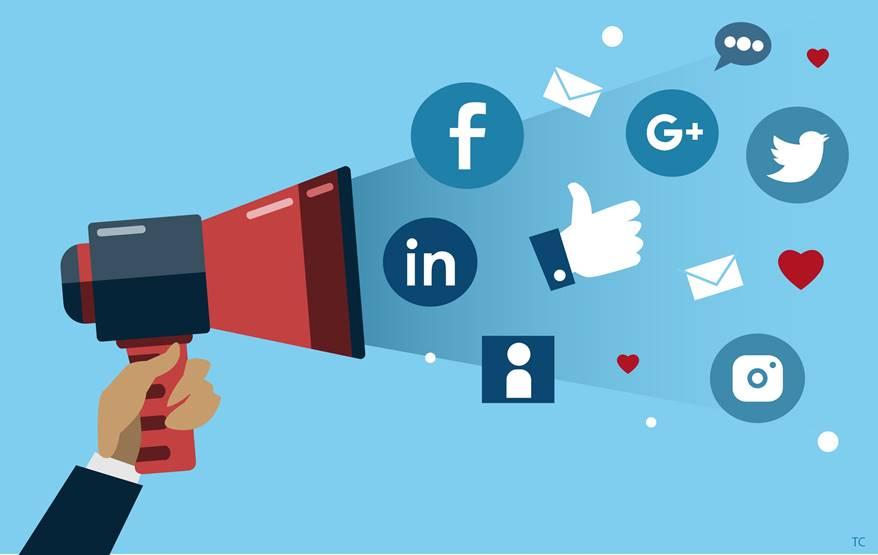 melhores redes sociais para empresas
